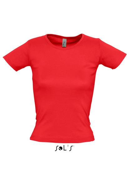 Sol 39 s damen t shirt lady 220 unbedruckt oder mit logo for Sol s t shirt