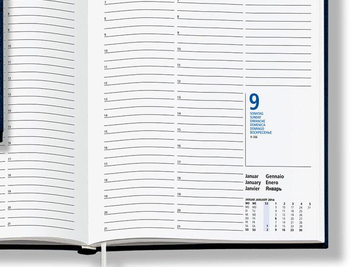 buchkalender media cover terminplaner 2018 mit einband druck. Black Bedroom Furniture Sets. Home Design Ideas
