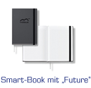"Notizbuch ""Smart-Book"" anthrazit"